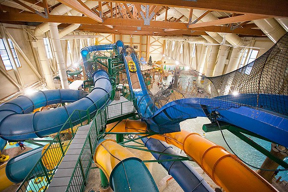 Great Wolf Resort S Largest Indoor Water Park Is Coming To