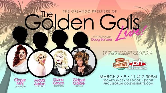 PHOTO VIA FACEBOOK/GOLDEN GALS LIVE!