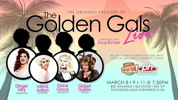 PHOTO VIA FACEBOOK/GOLDEN GALS LIVE!