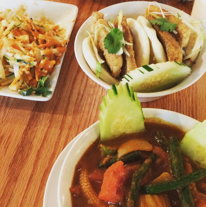 Mamak Asian Street Food - PHOTO BY JESSICA BRYCE YOUNG