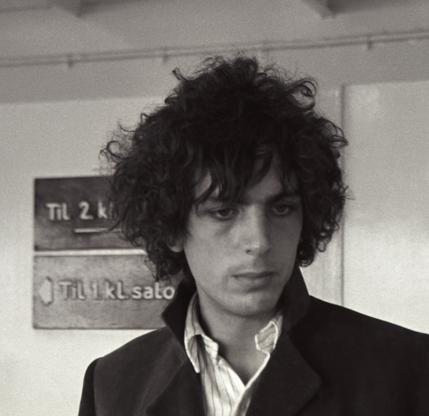 Sept. 10, 1967: on ferry to Copenhagen - PINK FLOYD LTD MUSIC ARCHIVE