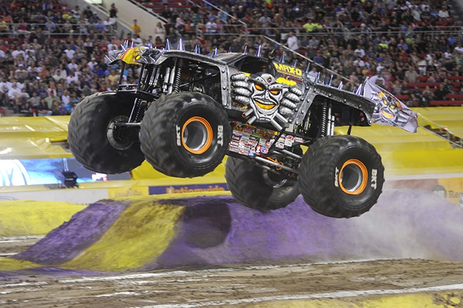 PHOTO VIA MONSTER JAM
