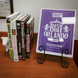Best of Orlando 2015 winner - ORLANDO MEATS