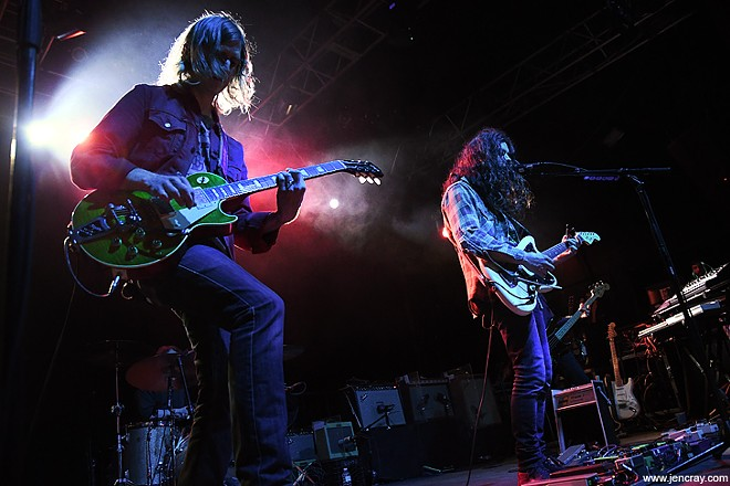 Kurt Vile & the Violators at the Beacham - JEN CRAY