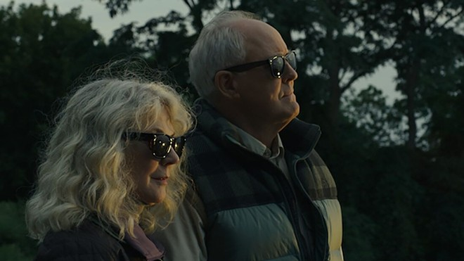 """The Tomorrow Man,"" starring Blythe Danner and John Lithgow, will be the festival's Centerpiece film. - IMAGE COPYRIGHT ANONYMOUS CONTENT / BLEEKER STREET MEDIA"