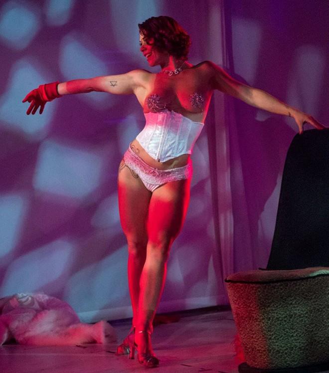 PHOTO COURTESY OF 'SEXXY' AT WESTGATE LAS VEGAS RESORT & CASINO