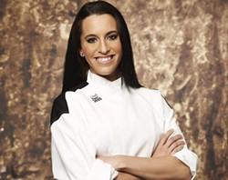 Hell's Kitchen Season 15 chef Ashley Nickell