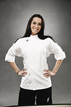 Ashley Nickell