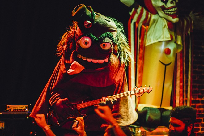 Mac Sabbath at the Social - JAMES DECHERT