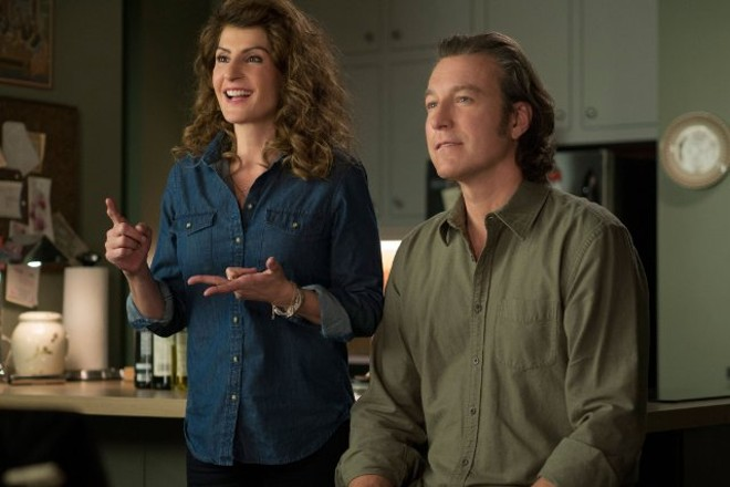 Nia Vardalos and John Corbett return in My Big Fat Greek Wedding 2.