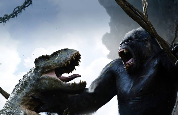 PHOTO VIA SKULL ISLAND: REIGN OF KONG/FACEBOOK