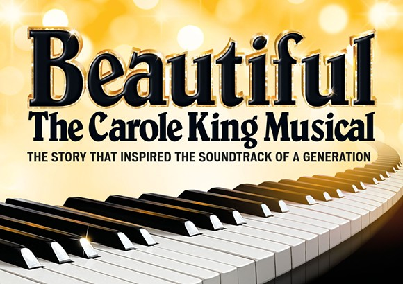 The Fairwinds Broadway series presents Beautiful: The Carole King Musical at the Dr. Phillips Center through May 8.