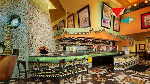 Wolfgang Puck Grande Cafe - PHOTO VIA DISNEY