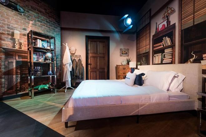 The Orlando Madame Tussauds Booking.com suite - PHOTO VIA BOOKING.COM