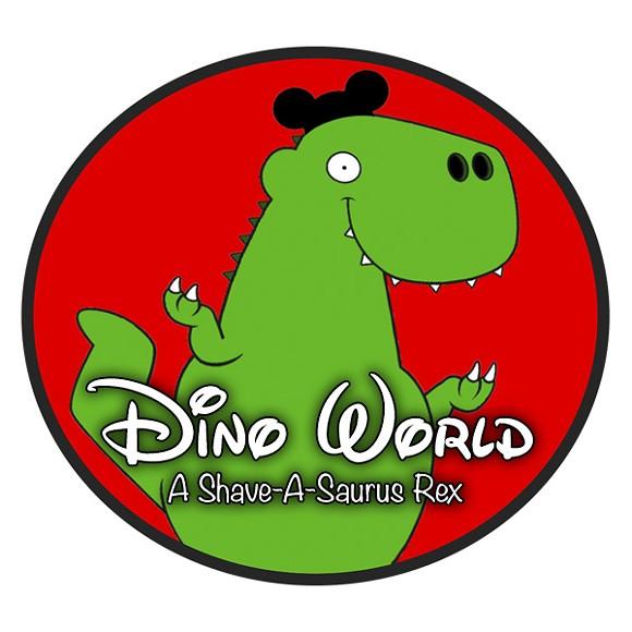 Dino World: A Shave-A-Saurus Rex at Orlando Fringe