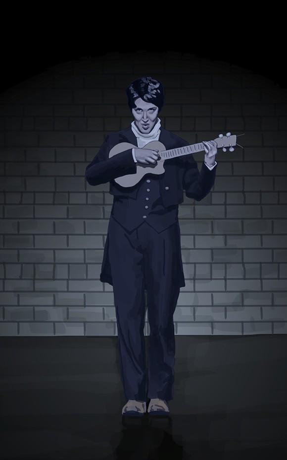 'Edgar Allan' at the Orlando Fringe