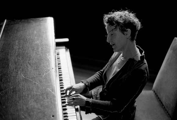 Myra Melford - PHOTO COURTESY OF ARTIST FACEBOOK