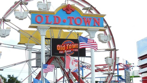 Old Town And Fun Spot Announce Partnership Details On 10