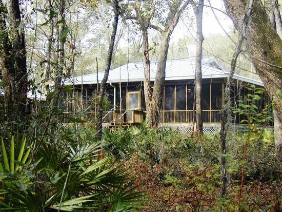 townhomes cabin rentals cabins fl florida lake in george