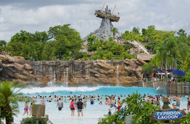 PHOTO VIA TYPHOON LAGOON