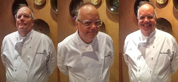 The many faces of chef Tony Mantuano - PHOTO BY FAIYAZ KARA