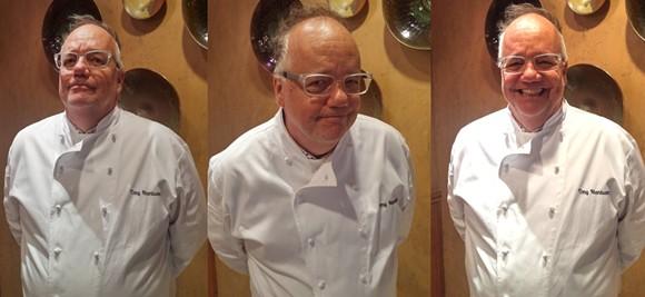 The many faces of chef Tony Mantuano - PHOTO BY FAIYAZ KARA