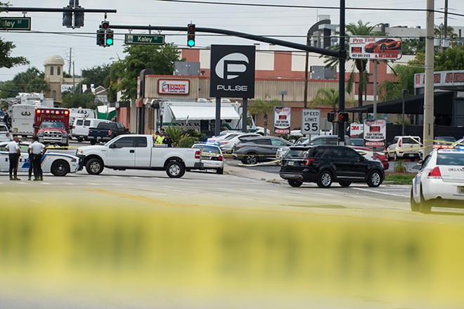 Pulse Nightclub - PHOTO BY JEREMY REPER