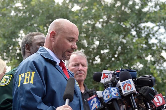 FBI spokesman Ron Hopper releases details about gunman Omar Mateen.