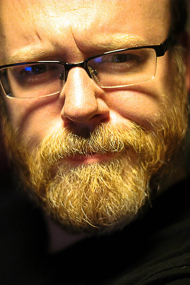 Chuck Wendig - COURTESY OF THE AUTHOR
