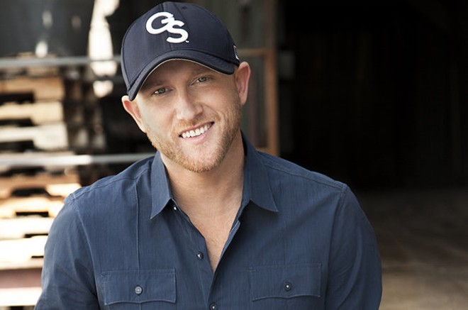 Cole will be at K92.3'S COUNTRY STRONG - PHOTO VIA COLE SWINDELL