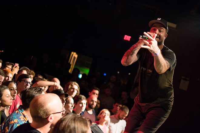 Aesop Rock at the Social - SIERRA REESE