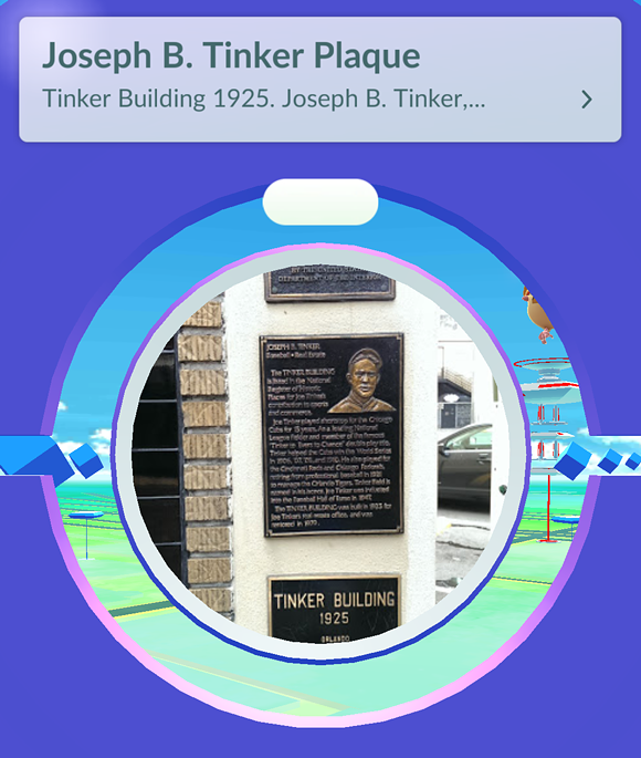 Yes, Orlando Weekly is a PokeStop