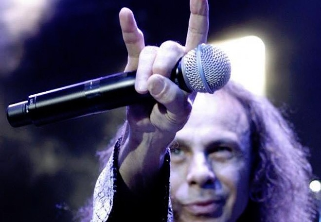 PHOTO VIA RONNIE JAMES DIO/FACEBOOK