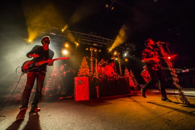 PHOTO COURTESY OF CHRIS SIEGEL/TAKING BACK SUNDAY