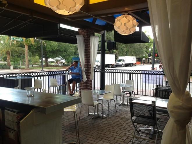 PHOTO VIA SWEET ON PARK DESSERT & WINE BAR/FACEBOOK