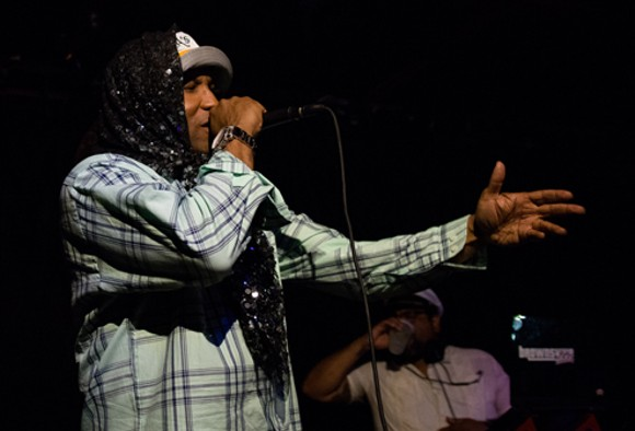 Kool Keith at Will's Pub - SIERRA REESE