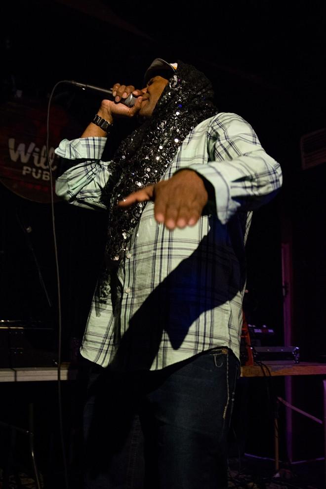 Kool Keith at Will's Pub - SIERRA REESE
