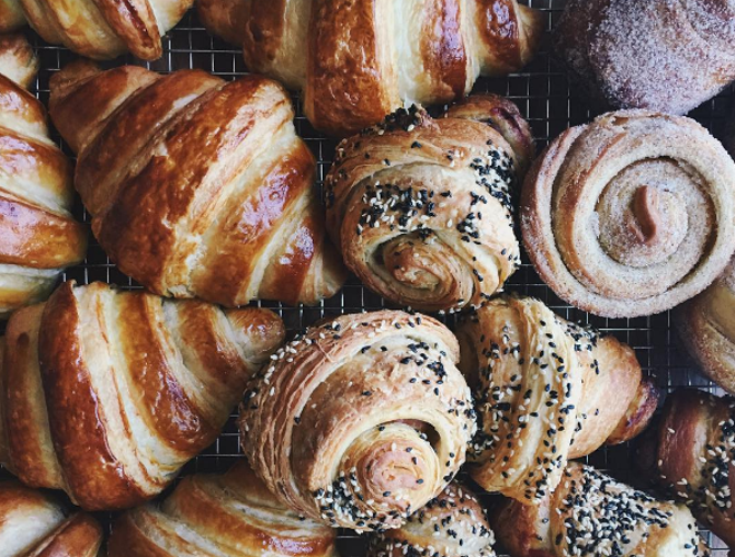 An assortment of Buttermilk Bakery pastries - PHOTO VIA @ILOVEBUTTERMILK ON INSTAGRAM