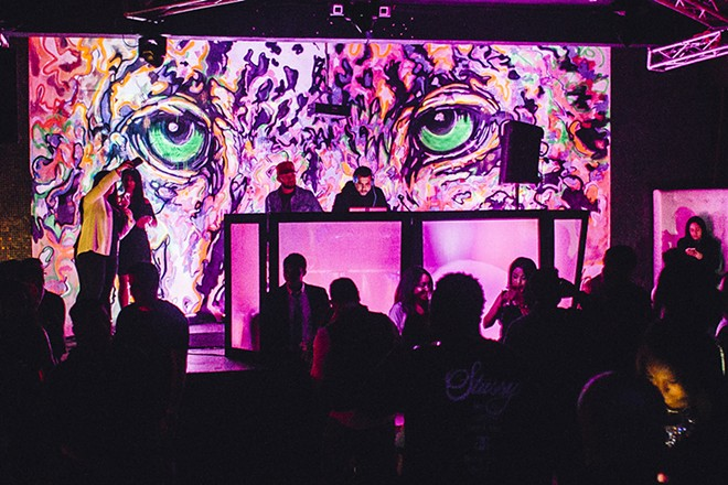 Club Nokturnal, an after-hours club, has closed after opening last year. - PHOTO BY JAMES DECHERT