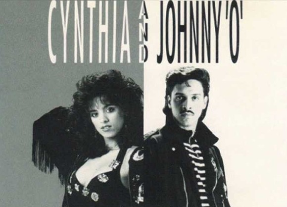 Cynthia and Johnny O.