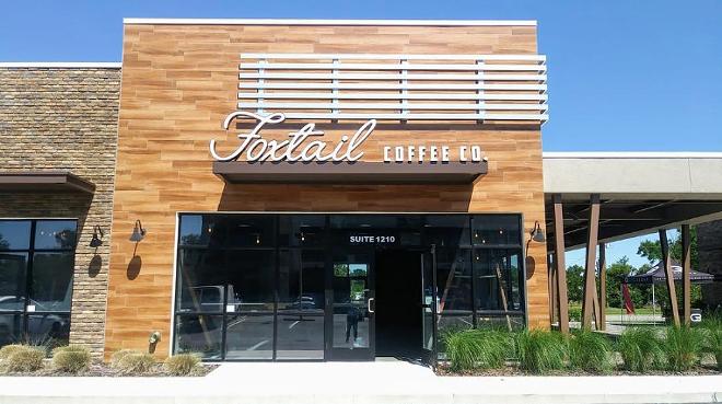 PHOTO VIA FOXTAIL COFFEE/INSTAGRAM