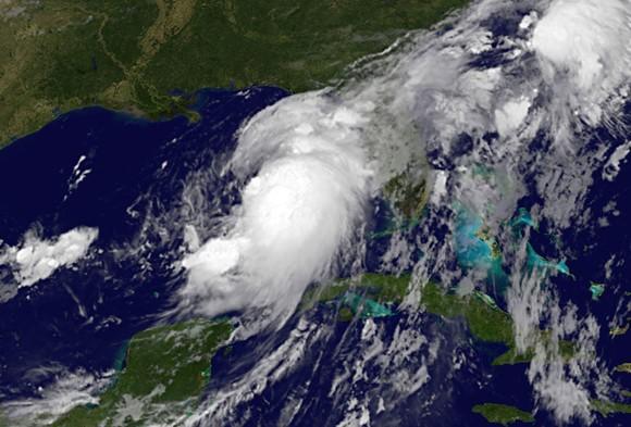PHOTO VIA NOAA NWS
