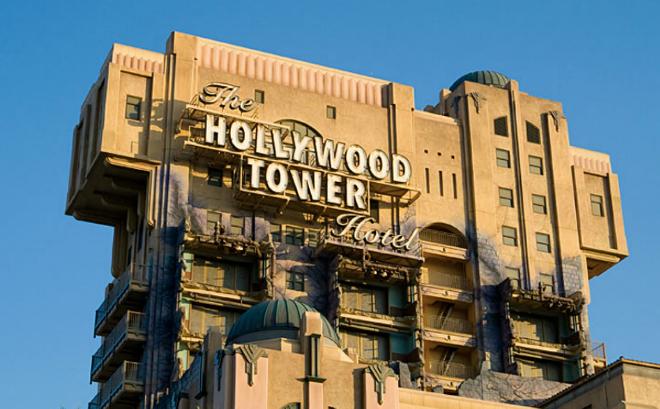 PHOTO VIA THE TWILIGHT ZONE TOWER OF TERROR/FACEBOOK