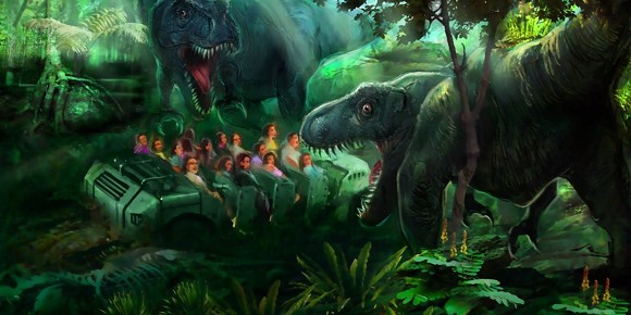 Lost Valley – Dinosaur Adventure at IMG Worlds of Adventure in Dubai - IMAGE VIA FALCON'S CREATIVE GROUP