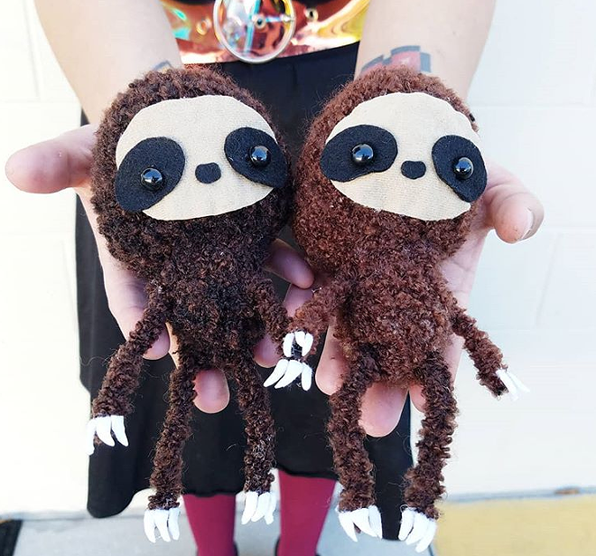 The Coven of Cuteness is one of the vendors that will be featured at Freak Shop at Will's Pub. - PHOTO VIA THE COVEN OF CUTENESS/INSTAGRAM