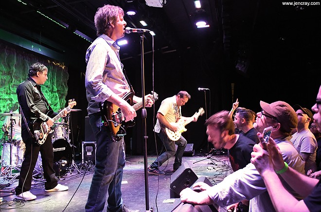 Hot Snakes at the Abbey - JEN CRAY