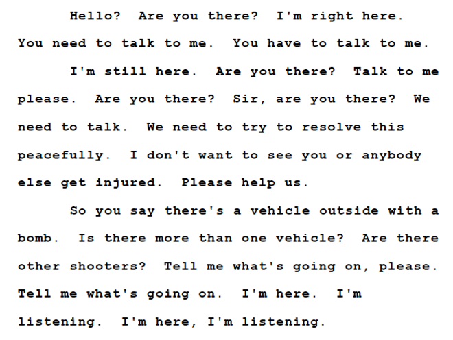 TRANSCRIPT VIA CITY OF ORLANDO