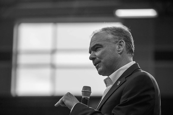 PHOTO VIA TIM KAINE'S FACEBOOK