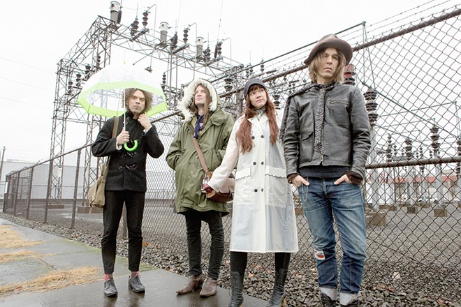 The Dandy Warhols - SCOTT GREEN