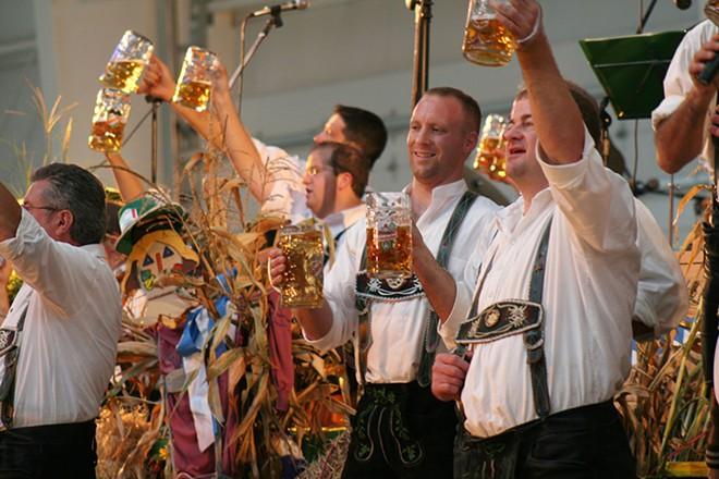Oktoberfest - LEIGH WOLF